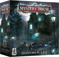 Mystery House Board Game SEALED UNOPENED FREE SHIPPING