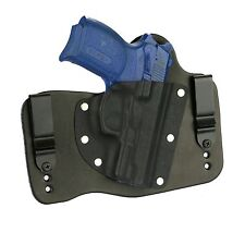 FoxX Leather & Kydex IWB Hybrid Holster Bersa Thunder Ultra Compact Pro 9/40/45