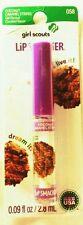 LIP SMACKER Girl Scouts 058 CHOCOLATE CARAMEL STRIPES cookie flavor lip gloss
