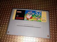 Super Nintendo Spiel Modul Kirby's Ghost Trap SNES / PAL N63