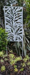 Metal Screens for Planting Areas (Design: Zebra)