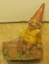 "1984 Tom Clark ""Moe"" Gnome Figurine #34 Excellent Condition!"