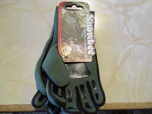 Snowbee Deluxe STF Neoprene Gloves Olive Green 4 Sizes