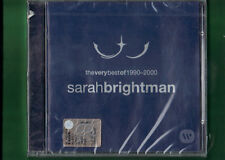 SARAH BRIGHTMAN - THE VERY BEST OF 1990-2000 CD NUOVO SIGILLATO