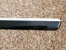 DOOR MOULDING 3B0853753D VW PASSAT 01-05 REAR LH DRIVER BLACK CHROME