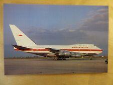 AIR MAURITIUS  B 747 SP   3B-NAD  :   collection vilain  N° 142