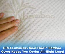 Snuggle-Pedic Ultra-Luxury King Shredded Memory Foam Pillow BRAND NEW