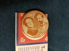 Bryan/Kern 1908 Political Campaign Button Reproduction Pin