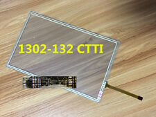 1PCS NEW 1302-132 CTTI Touch Screen Glass ##5R86