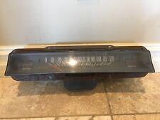 1967 1968 Pontiac Catalina Gauge Instrument Cluster Speedometer Grand Prix