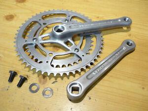 Pédalier STRONGLIGHT TS 52/40 - Aluminium - vélo crankset fahrrad