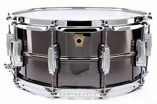 Ludwig Black Beauty Snare Drum 6.5x14 - Video Demo