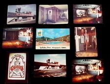8+ Vtg Holiday Inn Photos Chuggers Train Restaurant Opryland USA Kingsport Card