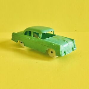 Vintage Toy Premium - F F Mold Dieworks Sea Green FORD TUDOR - Post Cereal 1955