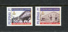 Philippines 3109-10,  MNH, 2007, Philippine Assembly Centennial