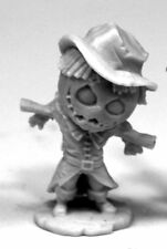 1x BONESSYLVANIANS PATCH - BONES REAPER figurine miniature scarecrow chibi 77607