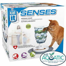 BRAND NEW Catit® Design Senses Food Maze Interactive Feeder Toy Cats & Kittens