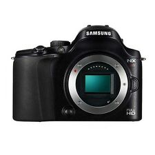 Samsung 20.3Mp NX20 Mirrorless Wi-Fi Digital Camera (Body Only) (Black)
