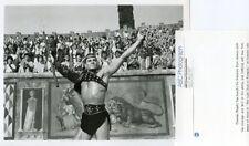 DUNCAN REGEHR HUNKY BARECHEST POMPEII 1984 ABC TV PHOTO