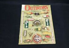 Outdoors Hunting Fishing Magazine March 1940