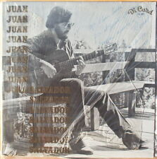 Scarce Juan Salvador Self Titled - 1982 - NM- Autographed