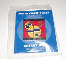 Disney Store Grand Opening Pin South Coast Plaza Cherry Hill Oct. 27th 2000 New