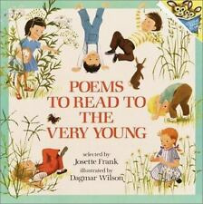 Poems to Read to the Very Young PicturebackR