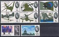 Engeland postfris 1965 MNH 394-401 Phosphor - Slag om Engeland