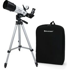 Celestron EclipSmart Solar Travel Scope 50 Telescope - Safely View The Sun NEW