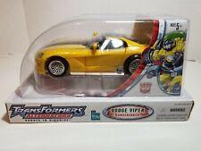 Transformers Alternators Sunstreaker Dodge Viper Hasbro