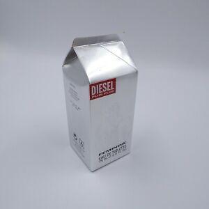 Diesel Plus Plus Feminine Eau de Toilette 75 ml neu (Grundpreis 25,00€/100ml)