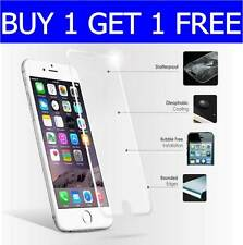 100% GENUINE TEMPERED GLASS FILM SCREEN PROTECTOR FOR APPLE iPhone 6s New 4.7""