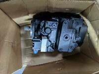 Hydraulic Piston Pump Variable Displacement CW Rotation Manitowoc A052420