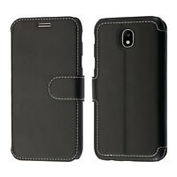 Leather Premium Anti Scratch ShockProof Case Cover for Samsung Galaxy J5 2017