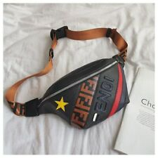 Women's Waist Bag Fashion Letter Fanny Pack PU Leather Female Belt Bag 🔥2019🔥