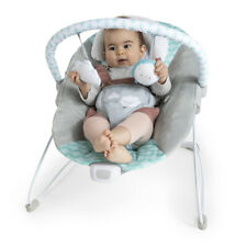 Ingenuity 53.34cm Ity Bouncity Bounce Vibrating Deluxe Bouncer for Baby 0m+ Goji