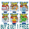 Disney Pixar Toy Story 4 Poseable Figures CHOOSE YOUR FAVOURITE DUCKY SLINKY REX