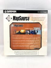 Garmin MapSource United States Topographical TOPO Map CD-ROM for Windows