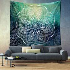 Indian Mandala Tapestry Wall Hanging Beach Throw Bohemian Hippie Bedspread Decor