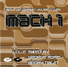Mach 1 - Best of German House Clubs CD