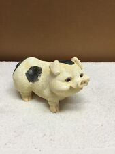 Vintage Pig Figurine