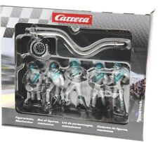 Carrera Figuren 21133 Mechaniker silber