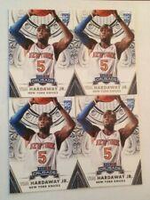 LOT OF (4) - 2013/14 Panini Crusade TIM HARDAWAY JR. Knicks/Michigan RC #113