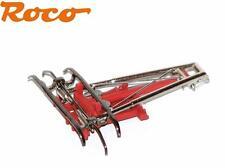 Roco H0 85353 Stromabnehmer / Einholmstromabnehmer / Pantograph rot - NEU + OVP