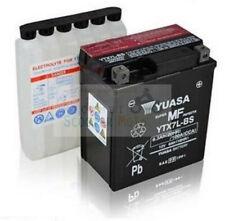 6610403 Batteria Yuasa Ytx7L-Bs Con Acido Piaggio Liberty 4T 3V Ie E3 125 13/14