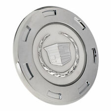 "OEM NEW 22"" Wheel Hub Center Cap Chrome w/Crest & Wreath 07-14 Escalade 9597950"