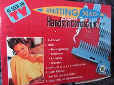 2  x Handstrickmaschine Handstrickgerät *Neu und OVP*