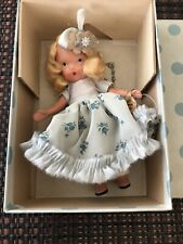 Nancy Ann Storybook Dolls in Original Box ,Merry Maid 127