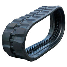 Prowler Rubber Track That Fits A Bobcat T190 Staggered Block Tread