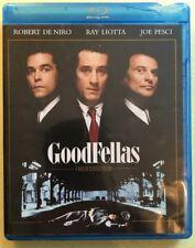 New listing Goodfellas (Blu-ray Disc, 2006) Robert De Niro Joe Pesci Ray Liotta